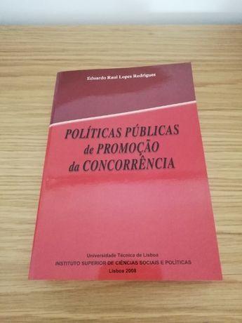 Políticas Públicas de Promoção da Concorrência - Eduardo L. Rodrigues