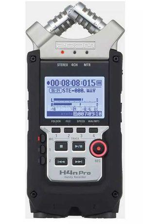 gravador ZOOM H4n Pro em caixa