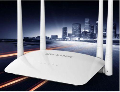 wi -fi роутер LB-Link BL-WR450H 2,4GHz 300Mbps Запорожье - изображение 1
