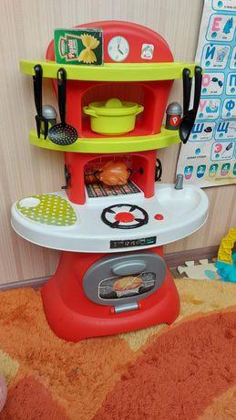Детская кухня ecoiffier