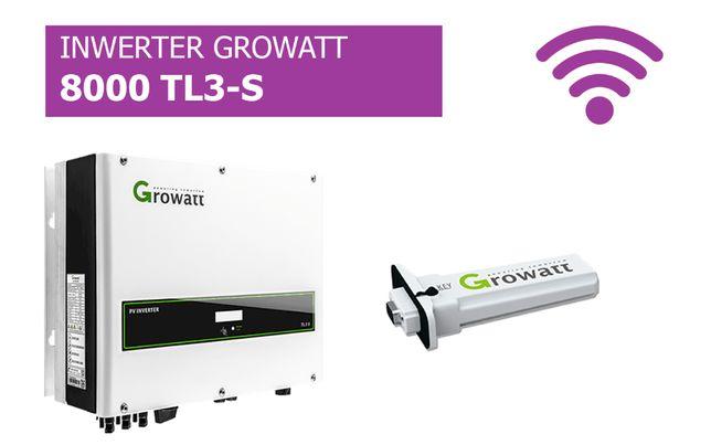 Falownik Growatt 8000 TL3-S WiFi Inwerter cena brutto