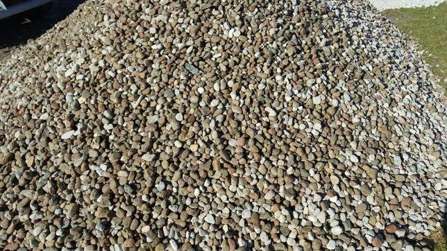 ŻWIR na drenaż, drogę, kamień polny, frakcja 16-32 mm