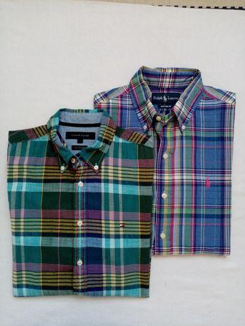 Ralph Lauren Tommy Hilfiger koszula męska S i S/P