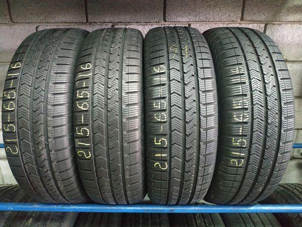 Всесезонні шини 215/65 R16 VREDESTEIN