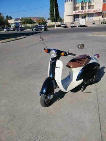 Suzuki verde отличный скутер