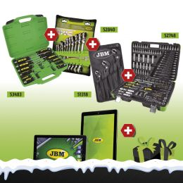 Chaves Fenda+Chaves articuladas+Mala 216 Ferramentas+Alicates+Tablet 1