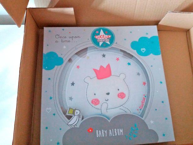 Album do Bebé / Menina - Stories TUCTUC - NOVOAlbum do Bebé / Menina