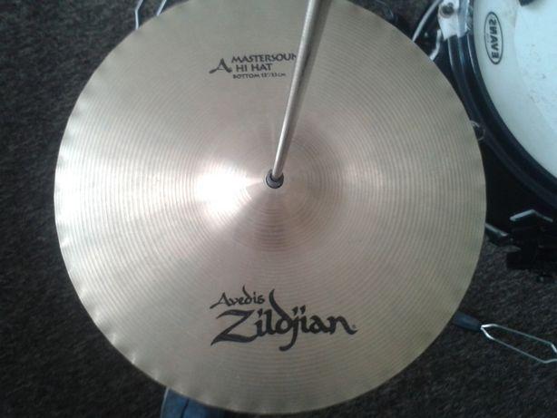 "Zilidijan 13 1/4"" Avedis Series Mastersound Hi-Hat 2xBottom"