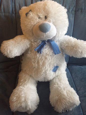 Медведь белый, новый, 40см