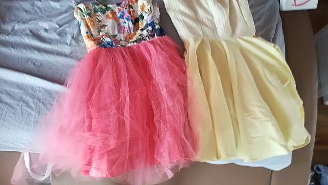 Sukienki dwie cena okazyjna
