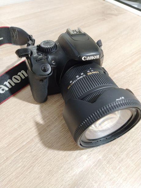 Аренда прокат фотоаппарата Canon EOS 550D