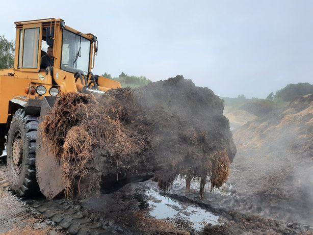 obornik bydlęcy wapno węglanowo magnezowe dowóz wywrotką 27 ton