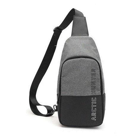 Сумка рюкзак через плечо ARCTIC HUNTER XB00058 Слинг