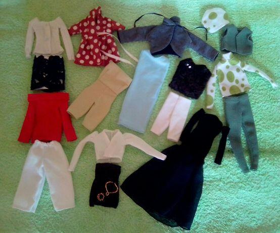 Барби одежда