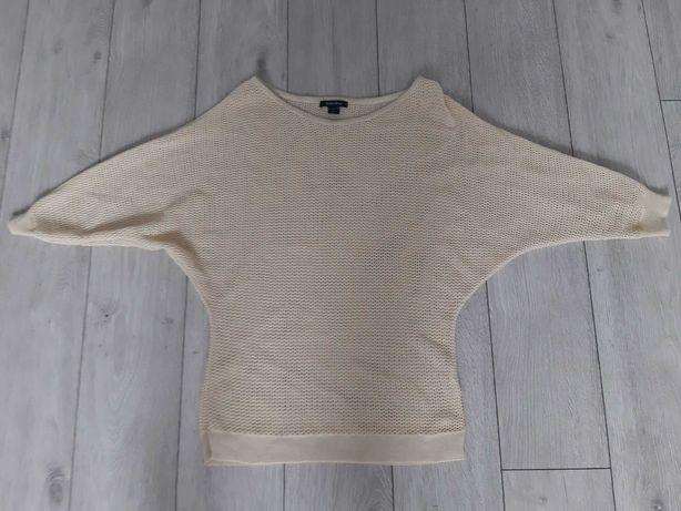 Sweterek ażurowy amisu ,s