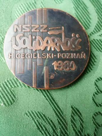 Medal Solidarność