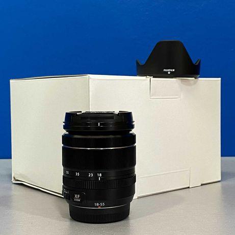 Fujifilm XF 18-55mm f/2.8-4 R LM OIS (NOVA - 2 ANOS DE GARANTIA)