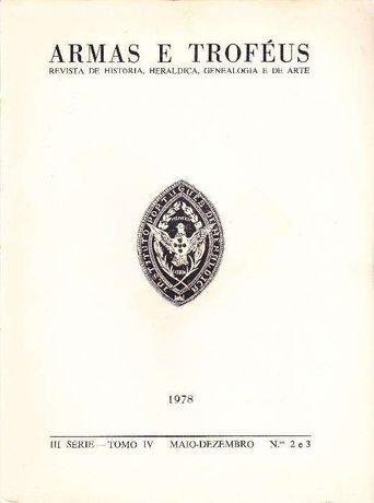 Armas e Troféus - vários números disponíveis
