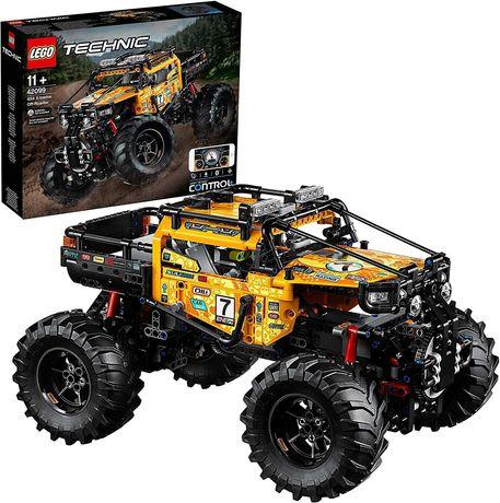 Lego Technic 42099 Zdalnie Sterowany Pojazd Terenowy