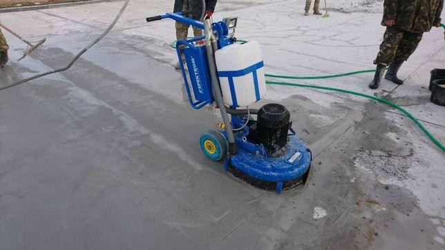Оборудование и машины для устройства бетонных промышленных полов!