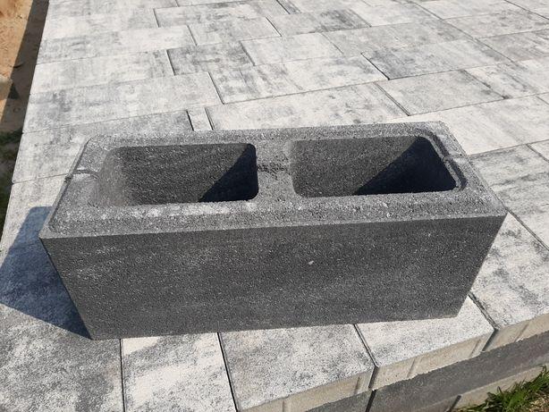 Pustak podmurówkowy slupek betonowy inverno