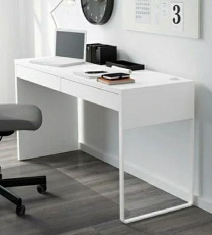 Nowe biurko z 2 szufladami