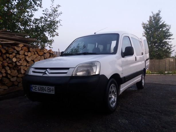 Citroen berlingo пасажир