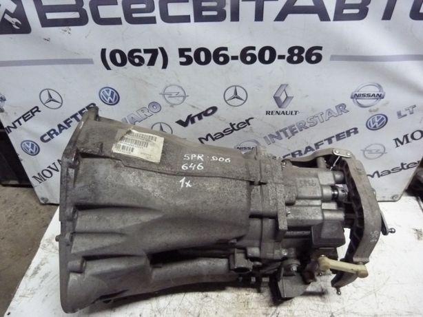 Коробка передач механическая 6ст Mercedes Sprinter Vito 2112611701 906