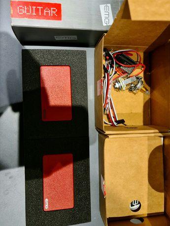 EMG 60+81 USA czerwone