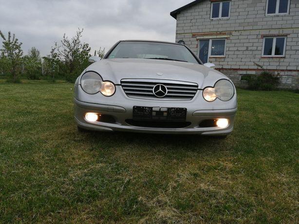 Sprzedam Mercedesa W203 sport coupe części