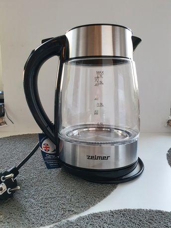 Czajnik z regulacją temperatury Zelmer ZCK8026