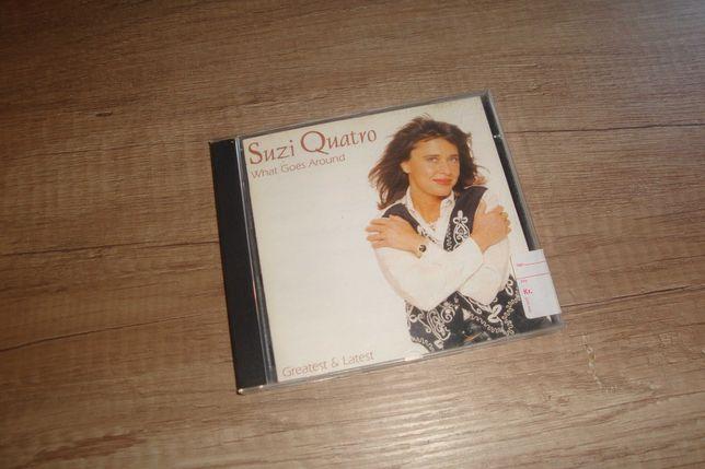 Suzi Quatro - What Goes Around - Greatest & Latest