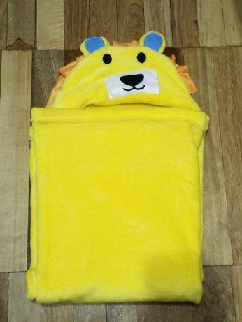 Полотенце для купания детей