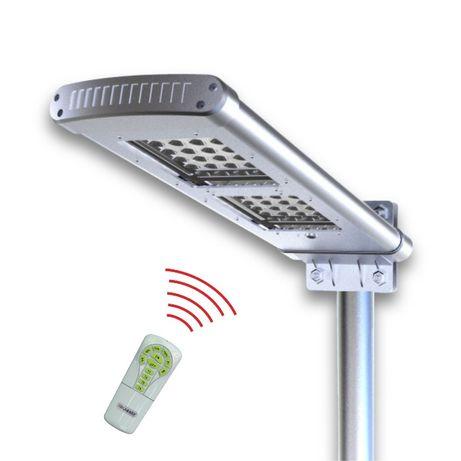 Lampa solarna LED+pilot- ogrodowo-parkowa