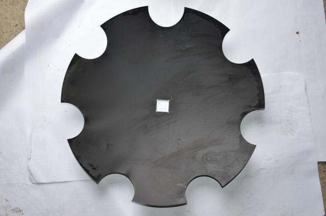 Talerz brona talerzowa talerzówka 510 mm 30x30 POLSKI nowy CIĘTY cięte