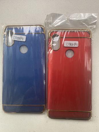 Чехол на Redmi Note 6 Pro