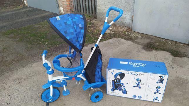 Детский велосипед 2 в 1