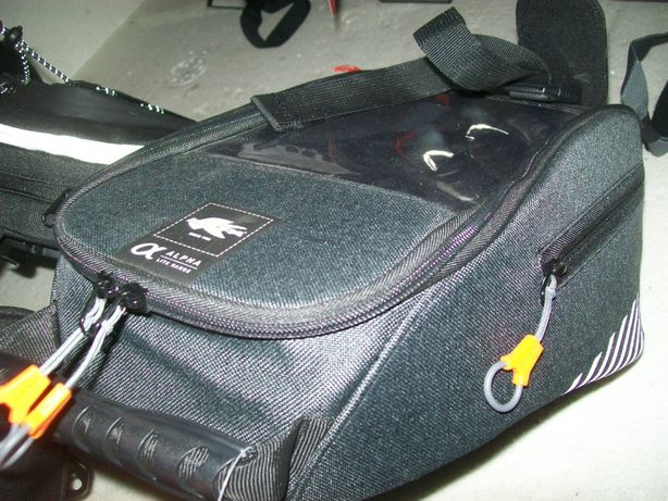 AH213 KAPPA torba 9 litrowa tanklock tangbag , mocowanie BF