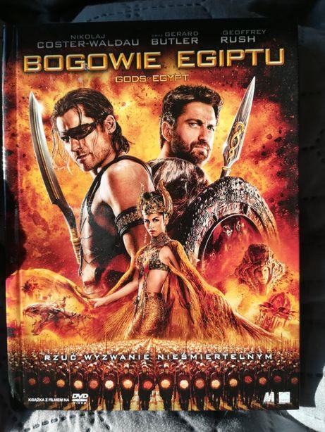 "Film DVD ""Bogowie Egiptu"""