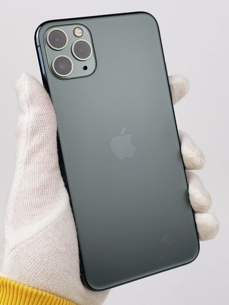 iPhone 11 Pro Max 64Gb Midnight Green Unlock 35 Циклов Dream Store