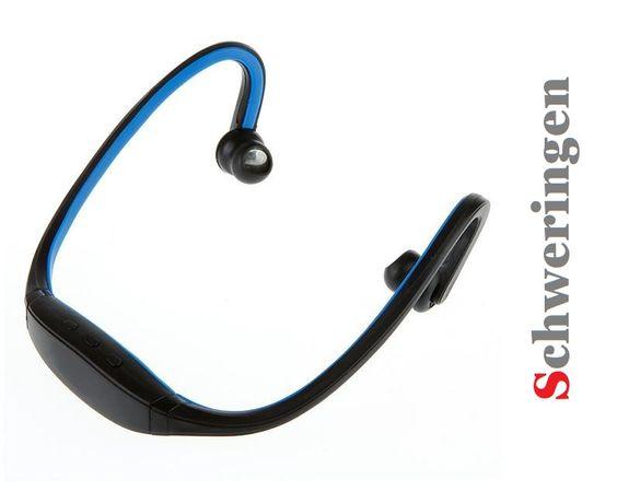 Słuchawki Sportowe SCHWERINGEN S14 Bezprzewodowe Bluetooth 2020 HiT