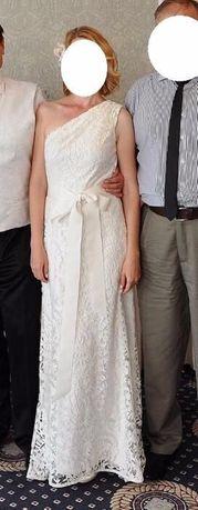 Koronkowa suknia ślubna roz.36 Tadashi Shoi