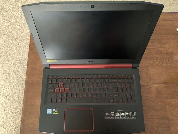 ACER Nitro 5 GTX 1060 6Gb, 16Gb, i7