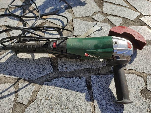 Rebarbadora 1200W 125mm 6 velocidades