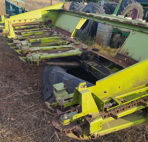 Жатка кукурузная CLASS разборка