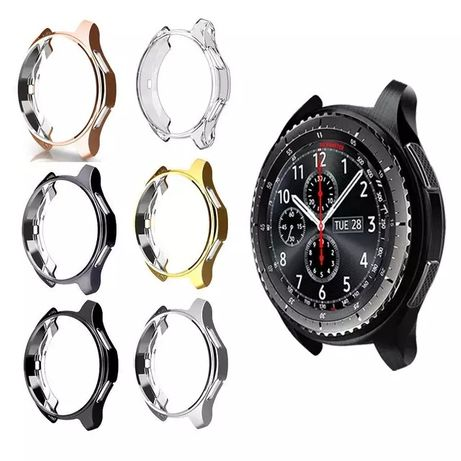 Чехол Samsung Galaxy Watch 42/46 мм/Gear S3 frontier/r600/s3 sm-r770