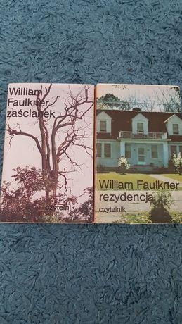 William Faulkner Zaścianek i Rezydencja