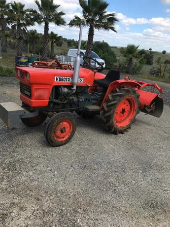 Trator Kubota L1500
