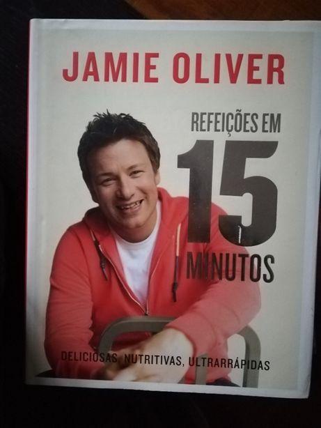 Refeiçoes em 15 minutos Jamie Oliver NOVO!!!