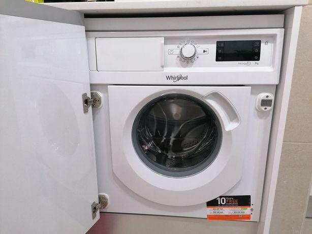 Máquina Lavar Roupa de Encastre